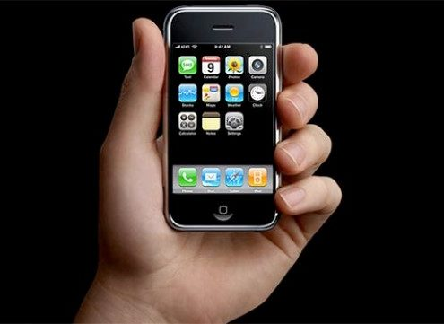 First model iPhone released the same year as Microsoft Office 2007