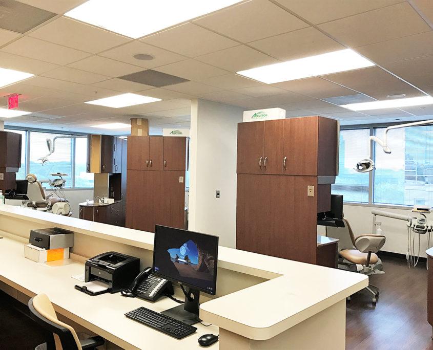 Associated Oral Specialties Front Desk