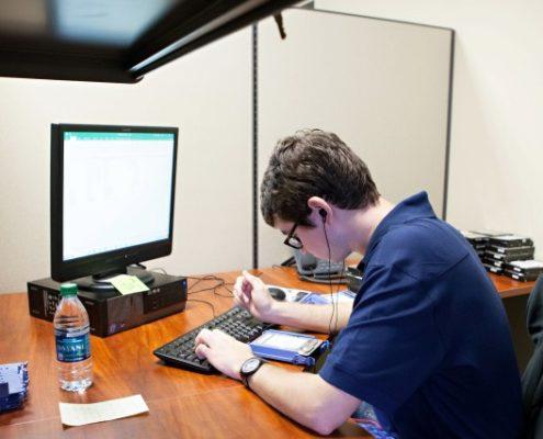 Digital Technology Partners employee Tyler Anderson