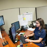 Digital Technology Partners intake coordinator Brooke Pierce