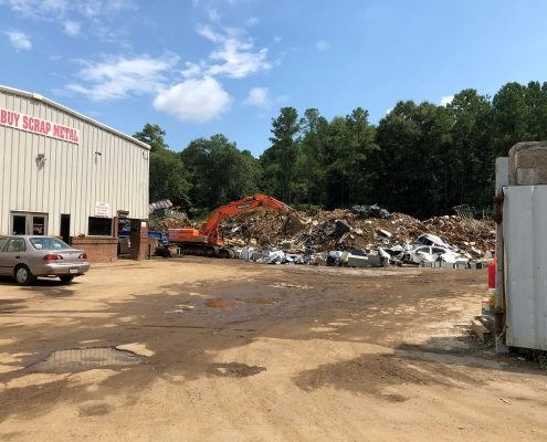 Allied Metals Recycling Site