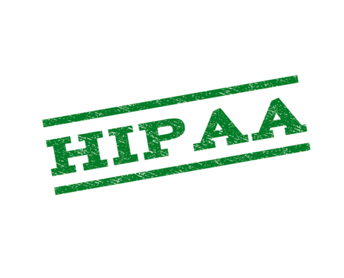 HIPAA Sign