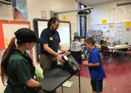 Career Day at Ola Elementary