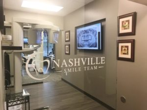Nashville Smile Team PAN Machine