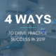 4 Ways to Drive Practice Success in 2019 Blog Cover Photo
