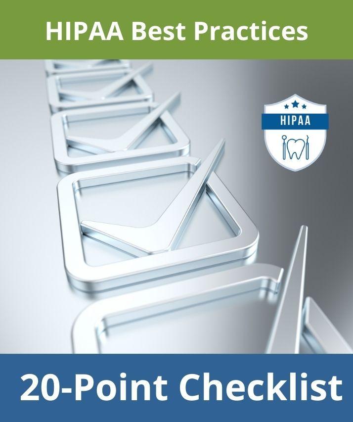Dental Practice HIPAA Checklist