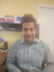 Meet the team: Hossein Shams